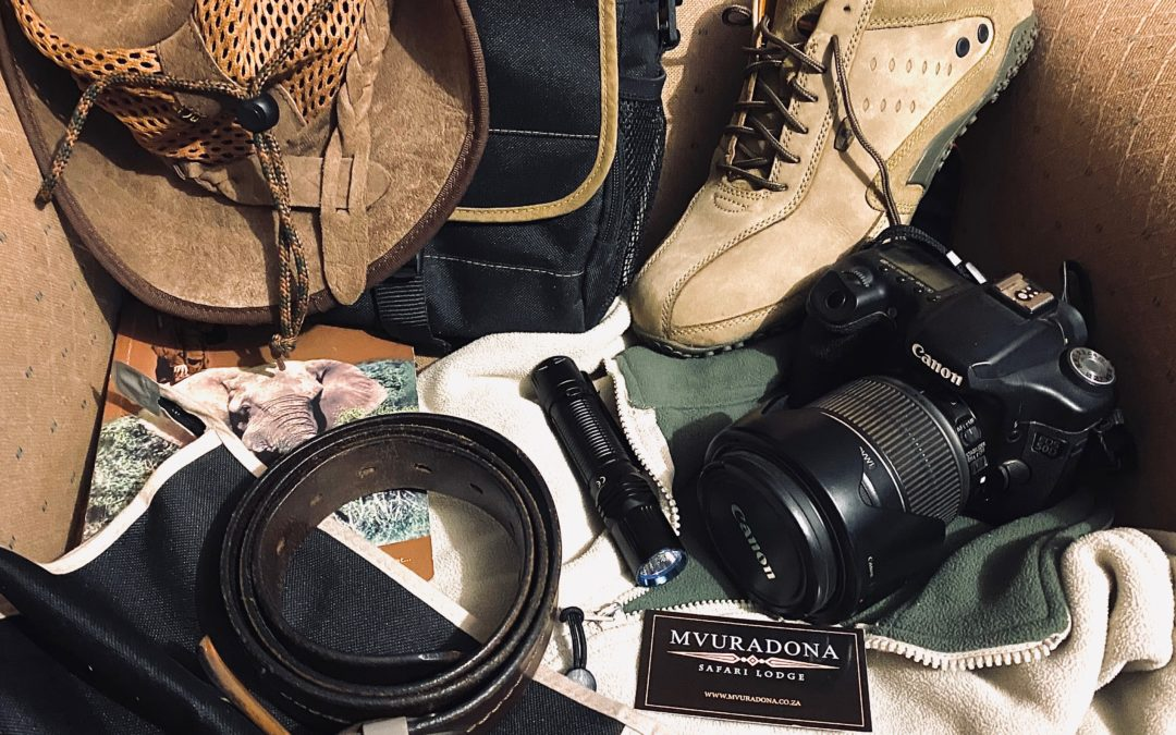 What to pack on safari?